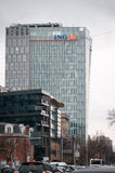 Ing bank headquarter Stock Photos