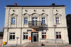 ING Bank, Polen Stock Afbeeldingen