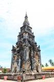 Ing Hang Stupa in Savannakhet, Laos Royalty Free Stock Photo