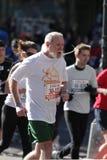 ING New York City Marathon, Seitentrieb Lizenzfreie Stockfotos