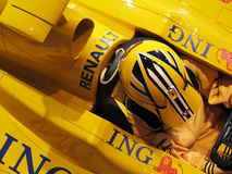 Ing Renault F1 Photographie stock