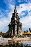 Ing zrozumienia stupa w Savannakhet, Laos. Obrazy Stock