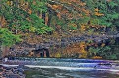 Inga Adirondack reflexioner 3 Fotografering för Bildbyråer