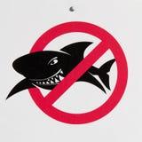 Inga hajar Royaltyfri Fotografi