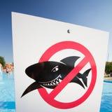 Inga hajar Fotografering för Bildbyråer