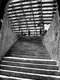 Ingang aan Arena in Arles Stock Fotografie