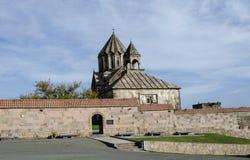 Ingang aan de binnenplaats het klooster van StJohn Doopsgezind vector illustratie