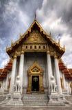 Ingang aan de tempel Stock Afbeelding