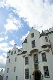 Ingang aan het kasteel Royalty-vrije Stock Afbeeldingen