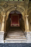 Ingang aan het paleis Royalty-vrije Stock Fotografie