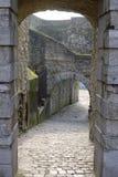 Ingang aan Oude Stad van Boulogne. Frankrijk Royalty-vrije Stock Afbeelding