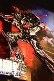 Ingang van Transformatoren de 3D Rit Stock Afbeelding
