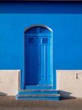 Ingangsdeur in Granada Stock Afbeeldingen