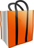 Ingannare-o-tratti il sacchetto Fotografie Stock