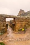 Ingapirca, πόλη Inca, επαρχία Canar στοκ φωτογραφία
