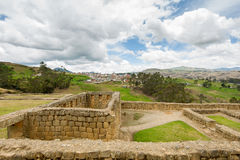 Ingapirca, Ecuador Fotos de archivo libres de regalías