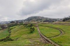 Ingapirca, Ecuador, South America Stock Photography