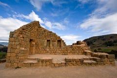 Ingapirca important inca ruins in Ecuador Royalty Free Stock Photography