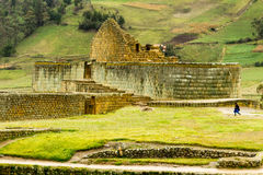 Ingapirca Inca Ruins In Ecuador Royalty Free Stock Photo