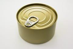 Ingeblikt voedsel Royalty-vrije Stock Afbeelding