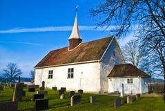 Ingedal Kirche stockfotografie