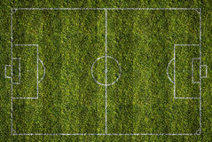 Ingediend voetbal stock foto