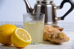 Medicinal drink Royaltyfria Bilder