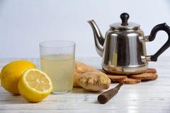 Medicinal drink Royaltyfri Foto