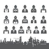 Ingegneria di costruzione Fotografia Stock Libera da Diritti