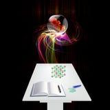 Ingegneria genetica royalty illustrazione gratis