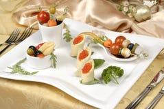 Ingelegde groente Royalty-vrije Stock Foto