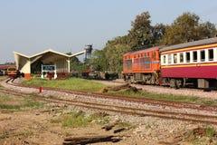Ingen Alsthom diesel- lokomotiv 4102 Royaltyfri Foto