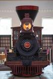 Ingen b-nolla 117 Thatcher Perkins Baltimore Ohio Railroad 4-6-0 Perkins Ten Wheeler Royaltyfria Foton