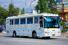 Ingen buss för Nakhonchai luftföretag 18-139 Royaltyfri Foto