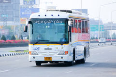 Ingen buss för Nakhonchai luftföretag 18-15 Royaltyfria Foton