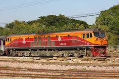 Ingen diesel- lokomotiv för Ge 4542 Royaltyfri Fotografi