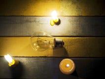 Ingen elektricitet gör elektrisk utrustning onyttig Royaltyfri Fotografi
