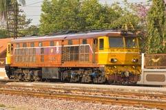 Ingen elkraft för diesel- lokomotiv 4405 Arkivfoton