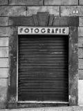 ingen fotografi Arkivfoto
