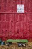 Ingen gödsel Fotografering för Bildbyråer