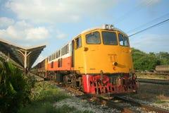 Ingen Ge-lokomotiv 4041 för östligt & orientaliskt uttryckligt drev arkivbilder