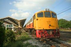 Ingen Ge-lokomotiv 4041 för östligt & orientaliskt uttryckligt drev fotografering för bildbyråer