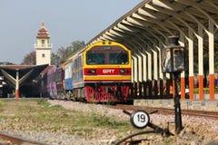 Ingen Hitachi diesel- lokomotiv 4511 Royaltyfri Fotografi
