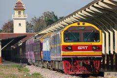 Ingen Hitachi diesel- lokomotiv 4511 Royaltyfri Bild