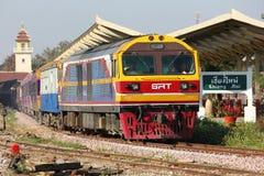 Ingen Hitachi diesel- lokomotiv 4511 Arkivbild