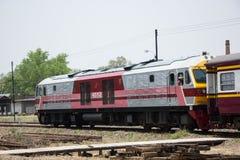 Ingen Hitachi diesel- lokomotiv inget drev 4512 14 Royaltyfri Fotografi