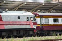 Ingen Hitachi diesel- lokomotiv inget drev 4512 14 Arkivfoton