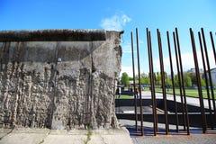 Ingen mer Berlin Wall! royaltyfria bilder