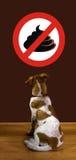 ingen poop Royaltyfri Foto