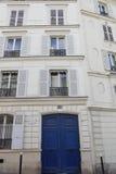 Ingen 54 Rue Lepic Home av konstnären Vincent Van Gogh och hans broder Theo mellan 1886-1888 Montmatre Paris, Frankrike - Augusti Royaltyfri Foto